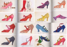 ANDY WARHOL SHOES